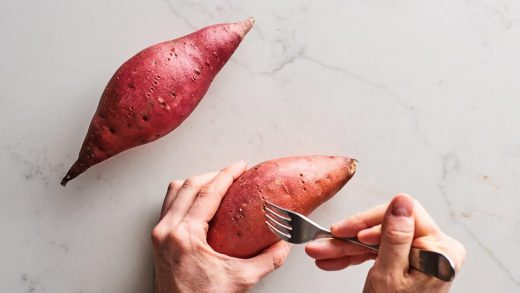 How to Cook a Sweet Potato in the Microwave   Kitchn