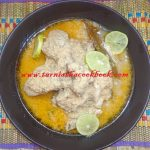 White Chicken Korma   Tarnistha-Cook Book