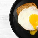 The Trick To Making Over Easy Eggs In The Microwave