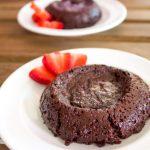 The Best Fall-Spiced Lava Cake Recipe -