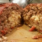 Mac 'n Cheese Stuffed Bacon Wrapped Meatloaf – The Guy Corner NYC