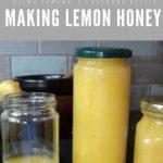 Making lemon honey on a rainy day – caroline larnach