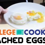 How to Cook Poached Eggs in the Microwave - College Cooking   CollegeXpress  - YouTube