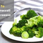 how to Steam Broccoli in the Microwave - YouTube