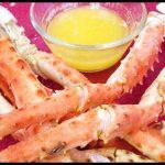 Cooking King Crab Legs - Poor Man's Gourmet Kitchen