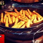 French Fries in Microwave Oven   Crispy French Fries - YouTube