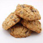 Easy Microwave Oatmeal Cookie! - YouTube
