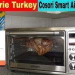 Rotisserie Turkey Breast (Cosori Smart Air Fryer Toaster Oven Recipe) - Air  Fryer Recipes, Air Fryer Reviews, Air Fryer Oven Recipes and Reviews