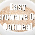 Homemade Microwave Oatmeal Using Quick Cooking Oats (Med Diet Episode 4) -  YouTube