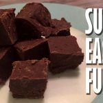 FUDGE RECIPE with sweetened condensed milk & the microwave - SO easy and  fast! - YouTube