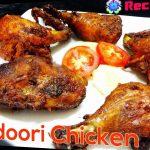 Tandoori Chicken in Microwave Oven (తందూరీ చికెన్ ఓవెన్లో తయారుచేయడం ఎలా?)  - YouTube
