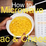 How To Make Box Mac & Cheese in The Microwave - YouTube