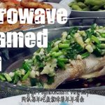 🐟Chinese New Year Dinner🐟 Microwave Steamed Fish 【春节菜谱】三分钟微波蒸鱼- YouTube