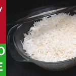 How to cook rice in a microwave / Perfect rice in Microwave / Basmati Rice  in Microwave Oven - YouTube