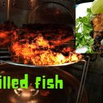 grilled fish in oven   how to make grill fish in LG microwave - YouTube
