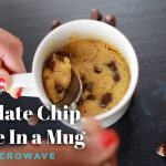 How to Make a Chocolate Chip Mug Cookie in the Microwave - 2 Minutes -  YouTube
