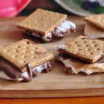 Easy Nutella S'mores - Recipes 'R' Simple