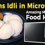 5 mins Idli in Microwave | How to Make Idli in Microwave | Microwave Food  Hacks | Microwave Recipes - YouTube
