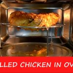 Grilled Chicken in Microwave Oven Recipe - YouTube