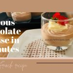 Chocolate Mousse – Aussie Chef Recipes