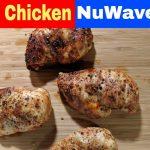 Grilled Chicken Breast (NuWave Brio 14Q Air Fryer Oven Recipe) - Air Fryer  Recipes, Air Fryer Reviews, Air Fryer Oven Recipes and Reviews