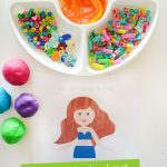 Under The Sea Mermaid Play Dough - Picklebums