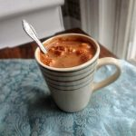 The Cooking Actress: Hot Chocolate in a Microwave-for One