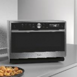Grill, cook and fry with the Whirlpool Supreme Chef microwave oven – Latest  news from the Whitegoods industry from around the world