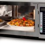 The vessel does not heat up. Only the food is getting hot. How does the  microwave work? - Kanis Arusuvai Kitchen
