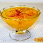 Microwave Apricot Jam   Cooking delicious at home - recipes of different  dishes