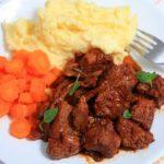 Microwave Beef Stew Belgian Style | Beef Stew a la Ping