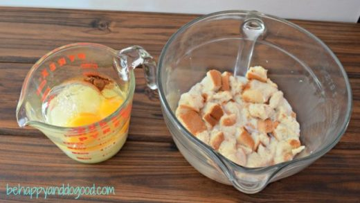 Hasty Bread Pudding--Ready in 30 minutes! | Be Happy and Do Good