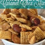 Microwave Caramel Chex Mix Recipe -
