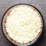 Microwave Cauliflower Rice • Low Carb with Jennifer