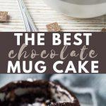 Microwave Chocolate Mug Cake | Marsha's Baking Addiction