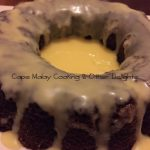 Microwave Coffee Cake – Cape Malay Cooking & Other Delights – Salwaa Smith