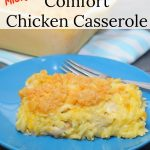 The BEST Microwave Chicken Casserole with Ritz Crackers   Just Microwave It