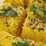 Low Calorie Microwave Dhokla Recipe - NDTV Food