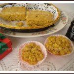 Microwave eggless custard powder snack cake, Recipe Petitchef