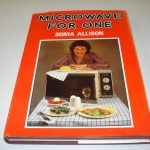 Microwave for One is the Only Cookbook Single People Need   Rare