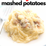 Garlic Mashed Potatoes in the Microwave | Just Microwave It