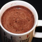 HOT CHOCOLATE RECIPE | MICROWAVE HOT COCOA DRINK