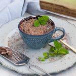 Microwave Moist Chocolate Mug Cake – MyYellowApron