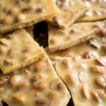 Microwave Peanut Brittle   Easy, Fast, No Candy Thermometer