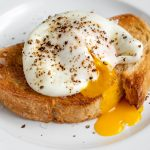 Microwaved Poached Eggs Recipe