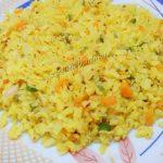 Microwave Poha Recipe by Asma Haidery - Cookpad