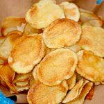 Microwave Potato Chip Recipe