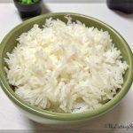 Perfect Microwave Basmati Rice - My Eating Space