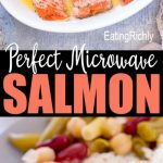Microwave salmon in just 5 minutes! - Eating Richly