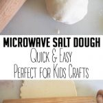 The Easiest and Quickest Salt Dough Recipe You Need This Christmas